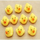 1pc Yellow Duck Floating Bathroom Toys