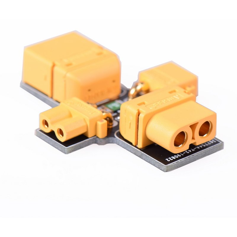 1pc XT30 XT60 Fuse Short Circuit Protective Smoke Smoke Proof Smoke Stopper Parts for RC FPV Aircraft Drone default