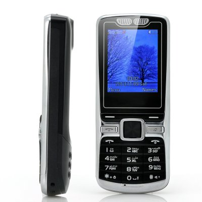 2.2 Inch Screen Mobile Phone w/ Bluetooth