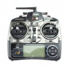 2 4GHz 4CH RC Transmitter for Wltoys V911 V912 V913 V929 V939 V949 V959 RC Helicopter Part as shown