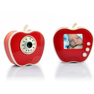 2.4GHz Wireless Digital Baby Monitor + Camera