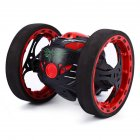 2.4GHz Wireless Remote Control Jumping RC Toy Car Bounce Car for Kids Boys Christmas Birthday Gift  black