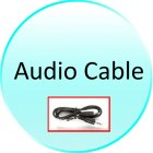 2 5 Male to 3 5 Male Audio Cable for CVSCJ 7900 2GEN Bluetooth Car Kit