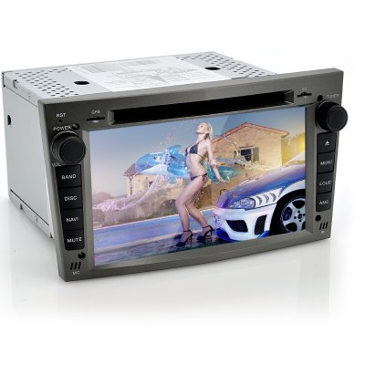 Opel Android Car DVD Player - Road Ranger II