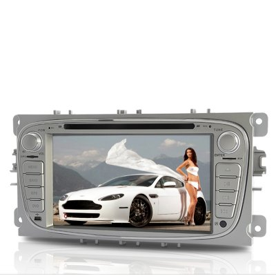 Ford Modeo / Focus Car DVD Player - Road Star