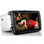 2 DIN Android 4 0 Car DVD Player that features an 8 Inch Screen as well as GPS  WiFi  3G and Bluetooth connection is specifically designed for Volkswagen