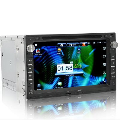 VW Android Car DVD Player - Road Cylon