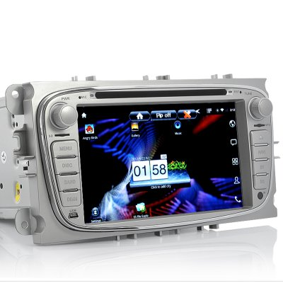 Ford Mondeo Android Car DVD - Road Drone