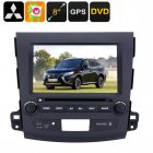 2 DIN Car DVD player for in your Mitsubishi Outlander runs on an Android OS  bringing along countless hours of on the road fun and entertainment