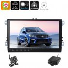 2 DIN Car Stereo for Mercedes Benz ML comes with a 20 channel GPS  rear view parking camera  Full HD DVR  and more