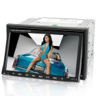 2DIN Car DVD Player with DVB-T - Street Wolf