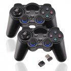 2 Pcs 2 4G Wireless Game Controller Gamepad Joystick for PS3 Android TV Box buy it on chinavasion com