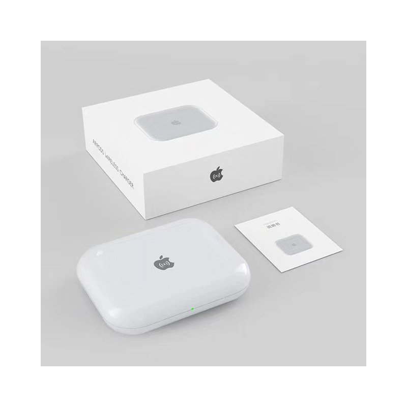 Wholesale 2 In 1 Wireless Charger Dock Station Pad For Apple