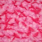 2000Pcs Romantic Simulate Petals for Wedding Party Decoration