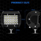 200W LED Combo Work Light for Truck Boat