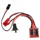 20A Double Sides Brushed ESC for RC Car