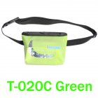 20M PVC Waterproof Waist Bag Underwater Big Dry Case Anti water House For Surf Swim Scuba Diving Snorkeling Rafting green_T-020C