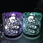 20PCS Flameless Tea Light Votive Wraps For Flickering LED Battery Tealight Candles