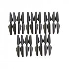 20Pcs Propeller Blade for UDIRC U52G D50 Four-axis Aircraft RC Drone Accessories 20pcs