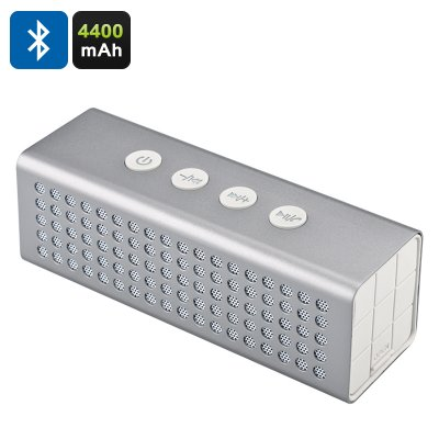 20 Watt Bluetooth Speaker + Power Bank