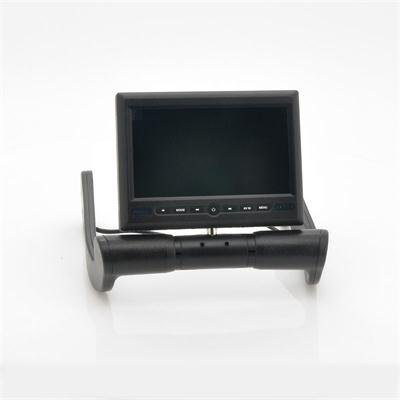 7 Inch Armrest Monitor DVD Player