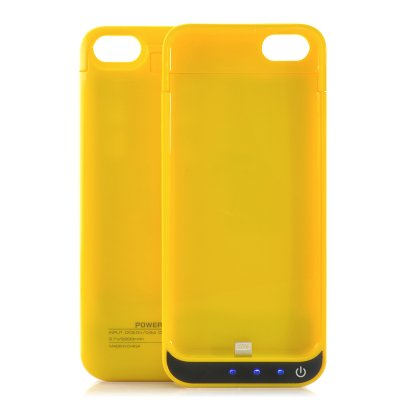 External Battery Case for iPhone 5/5C/5S (O)