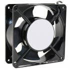 220V 120×38MM Low Noise Ozonizer Cooling Soldering Tin Exhaust Fan black