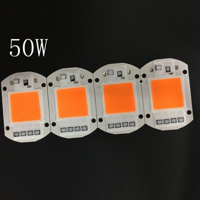 220V 50W Full Spectrum LED Plant Lamp Bulb