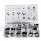 225pcs/Set O Ring Seal Rubber Washer Set Tap Machine Repair Accessories Sealing Gasket Ring