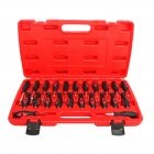 23pcs/set Universal Automotive Terminal Tool Remover Removal Kit Accessory Car Accessories