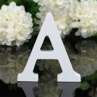 26 Large Wooden Letters Alphabet Decoration