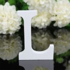 26 Large Wooden Letters Alphabet Wall Hanging Wedding Party Home Decoration Gift