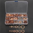 280Pcs M5-M20 Copper Compression Washers