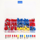 280pcs Assorted Crimp Spade Terminal Insulated Electrical Wire Connector Kit Set(Box Packing) 280 sets