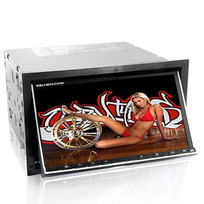 3G & WiFi Car DVD Player - Road Empress