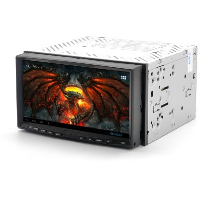 Wifi + 3G Android Car DVD Player - Droid-Rage