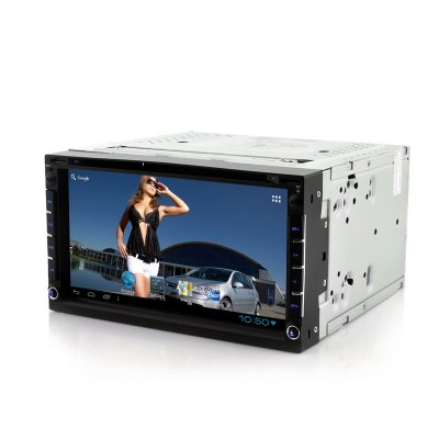 2 DIN Android Car DVD Player - Roadoraptor