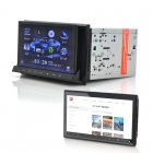 Car DVD Player + Detachable Tablet - CVITT