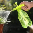 2L Air Pressure Adjustable Garden Spray Bottle Kettle Sprayer for Plant Flowers Watering 1.2L yellow