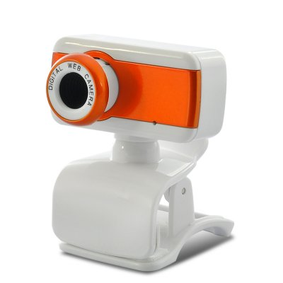 2MP Laptop Webcam w/ Adjustable Focus