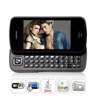 Tripoli WIFI Quadband Dual-SIM China Cell Phone (Keyboard)