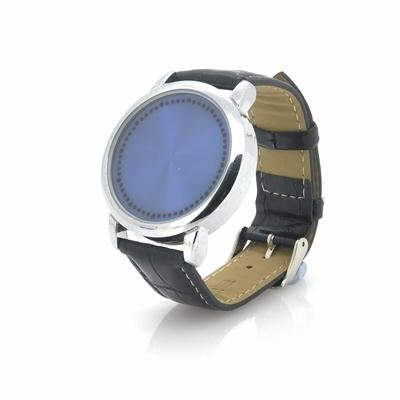 Blue LED Touch Screen Watch - Abyss