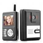 Wireless 2.4 Inch Video Door Phone