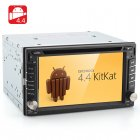 2 DIN Android 4.4 Car DVD Player 'Mercury'