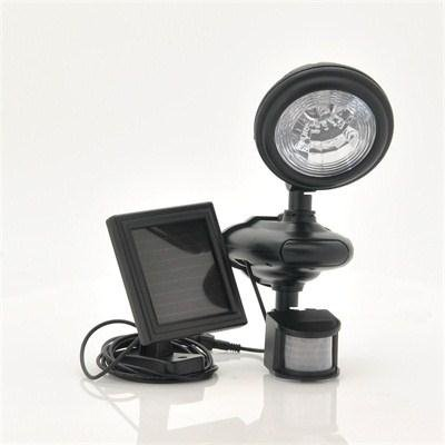 Solar Powered LED PIR Security Light