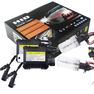 H11/H8/H9 HID Xenon Headlight Bulb Conversion