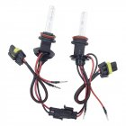 2pcs/set Headlight Bulbs Conversion for Car