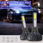2pcs/set EV8 120W 8000LM 6500K Mini Super Bright H1 6K Headlight Bulb 6500K white_H1