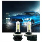 2pcs/set LED 880 881 2835 16 SMD 3030 SMD Fog Lamp 881