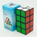 2x2x4 Cuboid Magic Cube PVC Sticker Brain Teaser Puzzle Toy Competition Speed Cube for All Ages